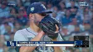 Tampa Bay Rays shut down New York Yankees for 6-1 victory [Video]
