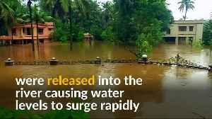 Worst flood in a century kills over 70 people in southern India [Video]