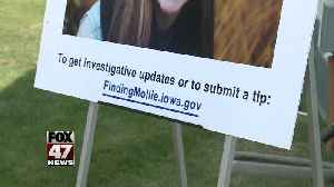 Website launched to help find missing college student Mollie Tibbetts [Video]