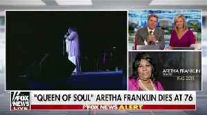 Aretha Franklin, the Queen of Soul, dies at 76 [Video]