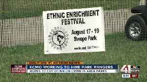 Efforts underway to hire Park Rangers for KCMO [Video]