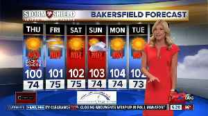 Back to school with near seasonal temperatures [Video]
