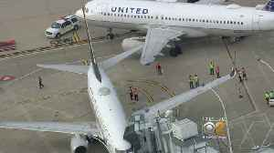 No Injuries Reported In O'Hare Ground Collision [Video]