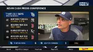 Kevin Cash breaks down victory over Yankees [Video]