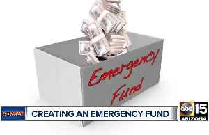 Smart Shopper: Simple changes to build up an emergency fund [Video]