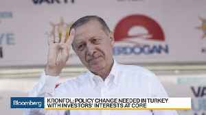 News video: Turkey Needs to Change Policy, Franklin Templeton Says