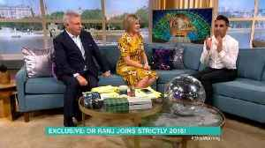 Dr Ranj Is The Seventh 'Strictly Come Dancing' Contestant To be Confirmed [Video]
