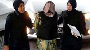 Women Charged With N.Korea Murder To Testify In Trial [Video]