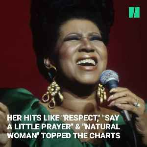 Aretha Franklin Queen Of Soul Dies, Aged 76 [Video]