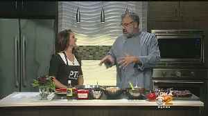 Chef Bill Fuller's Recipes: Baby Back Ribs & 2 Salads [Video]