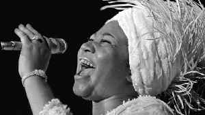 Aretha Franklin has died at her home in Detroit aged 76, her publicist tells AP news agency [Video]