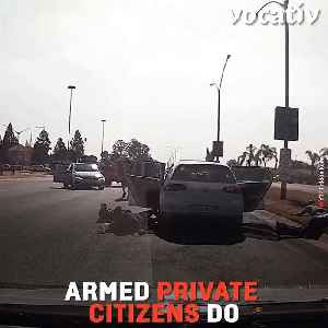 This Private Security Group is Bringing the Fight Back to South African Carjackers [Video]