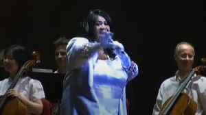 Tributes paid to 'Queen of Soul' Aretha Franklin [Video]