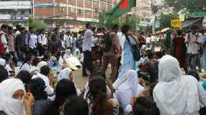 How Women Affected the Bangladeshi Student Movement [Video]
