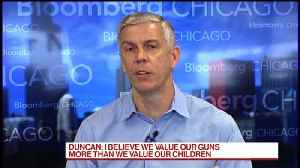 Ex-Education Sec. Duncan Says Guns Are Valued More Than Children [Video]