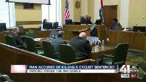 News video: Man accused of killing cyclist sentenced