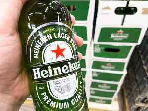 Heineken CMO: Cannabis-Infused Drinks Won't Ultimately Cannibalize Beer [Video]