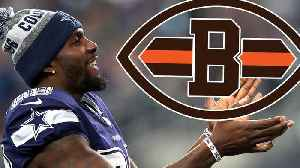 Dez Bryant Is Signing With The Browns! [Video]