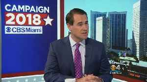 Chris King Launches 'Fearless In Florida' Tour In His Bid For Governor [Video]