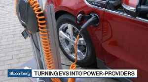 Giving Back to the Grid: How Electric Vehicles Can Be a Supply of Power [Video]