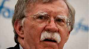 Can We Talk? Bolton To Meet With Russian Counterpart