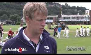 Cricket TV - Steven Patterson Lauds Yorkshire's Strength In Depth - Cricket World TV [Video]