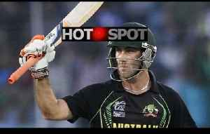 Hot Spot - #IPL7 First Week Review - The Glenn Maxwell Show? Cricket World TV [Video]
