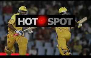Hot Spot - Kings XI Punjab Lead, Mumbai Indians Struggle As #IPL7 Hots Up - Cricket World TV [Video]