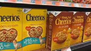 Weed killer found in kids' breakfast foods: report [Video]