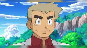 The Voice Actor Who Brought Professor Oak To Life Has Passed Away [Video]
