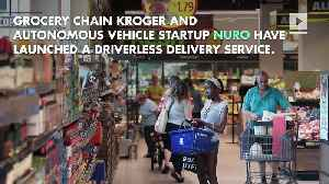 Kroger to Use Robot Cars for Grocery Deliveries in Arizona [Video]