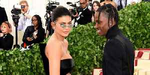 Watch: Kylie Jenner Becomes A Goddess In Baby Daddy Travis Scott's New Music Video [Video]