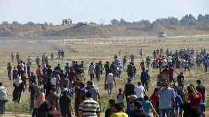 Clashes continue in Gaza [Video]