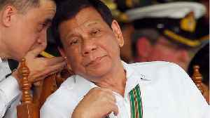 Philippines' President Says US Submarines Probably