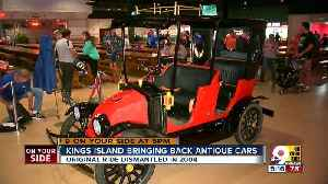 Antique Cars ride coming back to Kings Island in 2019 [Video]
