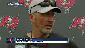 Tampa Bay Buccaneers wrap up two days of joint practices with Tennessee Titans [Video]
