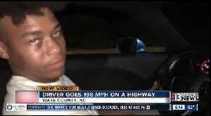 Man drives 198mph on NC highway [Video]