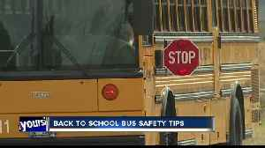 Back to school bus safety tips on Good Morning Idaho [Video]