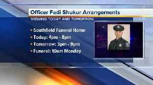 Flags to be lowered in honor of fallen Detroit Officer Fadi Shukur [Video]