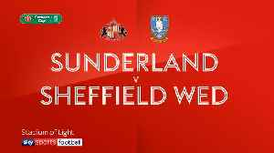 Sunderland 0-2 Sheffield Wednesday [Video]