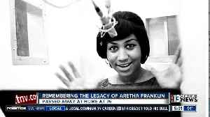 Remembering Aretha Franklin's legacy [Video]