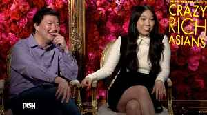 'Crazy Rich Asians' Cast Talks Ken Jeong's Riches [Video]
