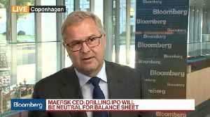 Maersk CEO on Drilling Unit Spinoff, Earnings, Freight Rates [Video]