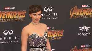 News video: Scarlett Johansson tops best-paid actress list