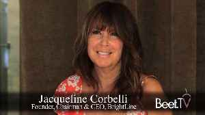 BrightLine's Corbelli Handicaps The Jockeying For Advanced TV Supremacy [Video]