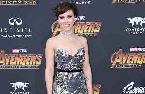 Scarlett Johansson named highest-paid actress [Video]
