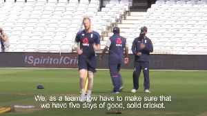 Ben Stokes replaces Sam Curran in England XI [Video]