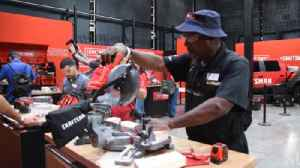 News video: Relaunching Craftsman tool line