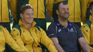 Wallabies captain Hooper will