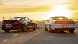 AutoComplete: Shelby American releases a fancy, expensive Mustang GT [Video]